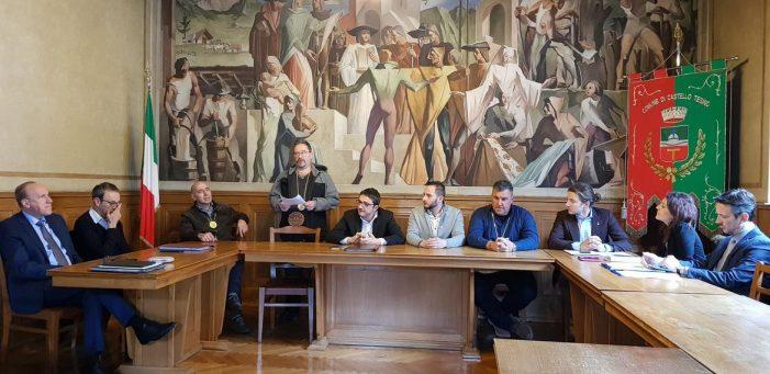 """Trento, Giunta provinciale a Castello Tesino: """"Grazie per l'attenzione e l'ascolto ai territori"""""""