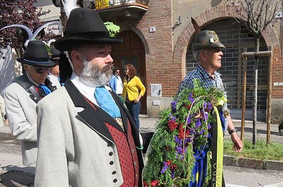 1918 – 2019, Schützen e Alpini sfilano per la Pace a Primiero: ricordando i reduci trentini ad Isernia