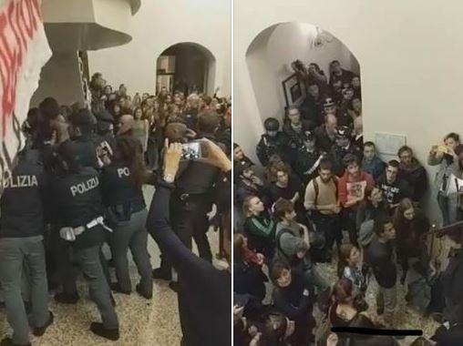 """Trento, Dopo gli scontri in Provincia il Governatore Fugatti ringrazia le Forze dell'ordine e annuncia: """"Chiederemo pene severe"""". Cgil, Futura, UpT, Pd e Patt all'attacco dopo la carica"""