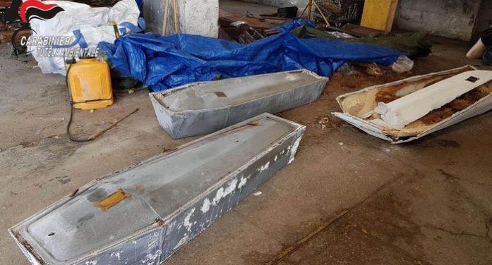 """Valsugana, si allarga inchiesta sul """"Capannone degli orrori"""": finte cremazioni da tutto il NordEst"""