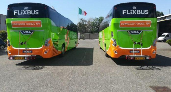 Tre anni di FlixBus a Trento: passeggeri raddoppiati, 30 le destinazioni per l'estero