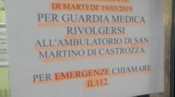 Primiero, Guardia medica assente durante il turno di servizio: scatta la denuncia dei Carabinieri per interruzione di pubblico servizio