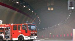 Esercitazione Vigili del fuoco in galleria: tunnel Totoga chiuso tra Imèr e Vanoi, sabato 25 maggio dalle 18 alle 21.30