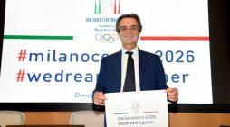 #MilanoCortina2026, via alla campagna sui social: #wedreamtogether