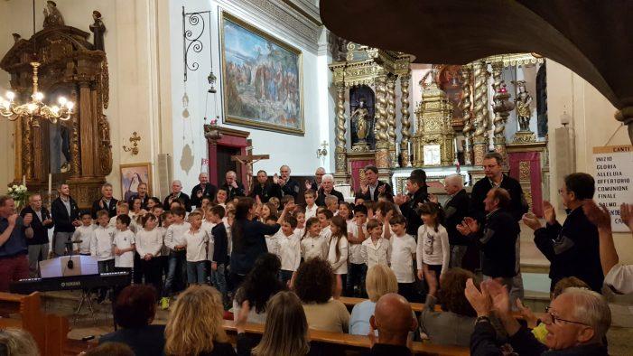 """""""Cantiamo Insieme"""", a Canal San Bovo note ed emozioni in musica con la Scuola e il Coro Vanoi"""