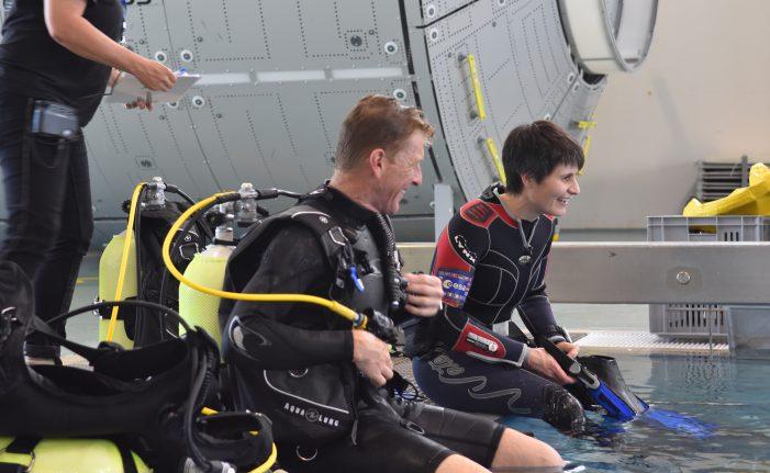Dallo Spazio all'Oceano Atlantico: la nuova missione di Samantha Cristoforetti, l'11 giugno 2015 rientrava sulla Terra