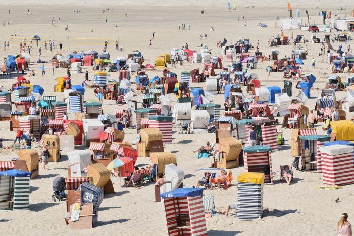Le previsioni per il turismo nella stagione estiva hanno segno negativo per la prima volta in 5 anni