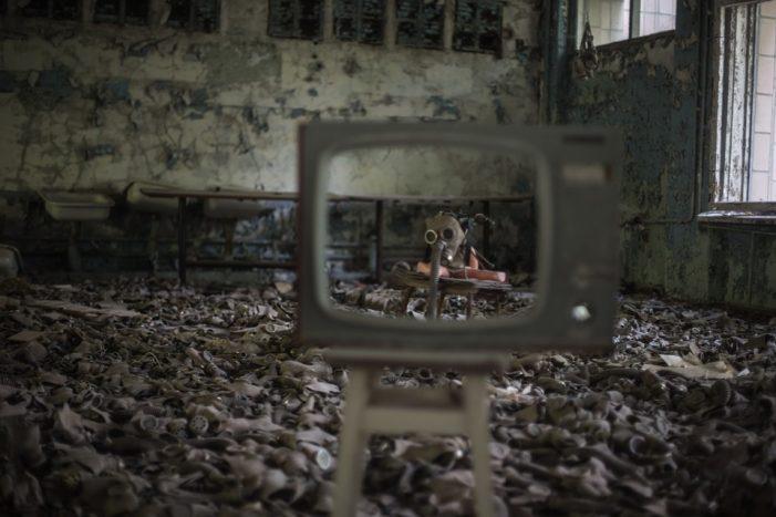 Dopo 33 anni da Chernobyl, Sky presenta la serie tv sul disastro