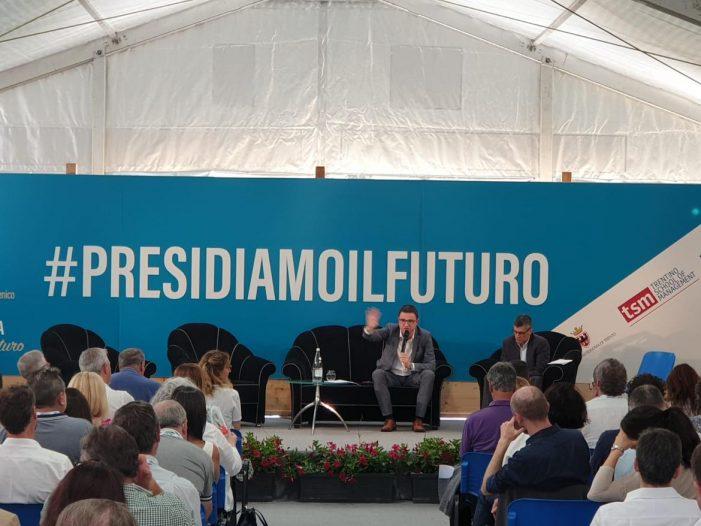 """Stati generali della Montagna in Trentino, governatore Fugatti rilancia """"bonus bebè"""" nelle valli come già avveniva negli anni '90 in molti Comuni"""