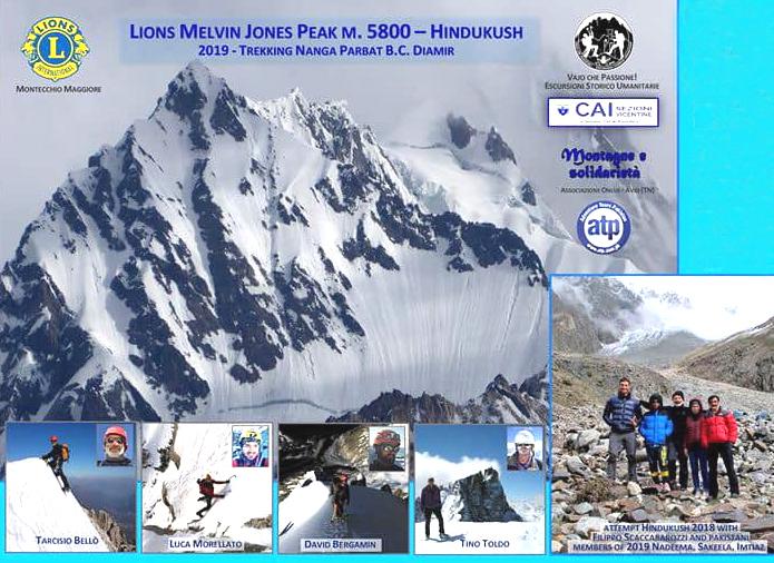 Pakistan, portati in salvo gli alpinisti italiani: recuperati martedì mattina con l'elicottero