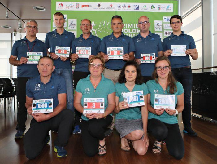 """""""Primiero Marathon"""" 2019, presentata a Trento la """"maratona delle Dolomiti"""": sosterrà il recupero dei sentieri dopo la tempesta Vaia"""