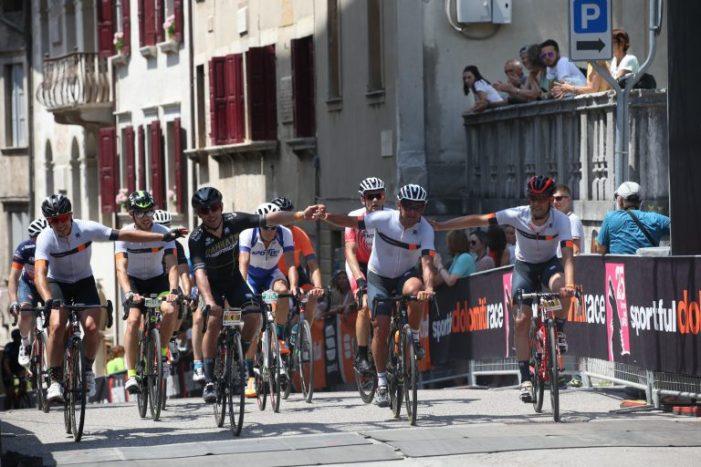 Dolomiti Race 2019, 4.700 ciclisti al via della 25^ edizione