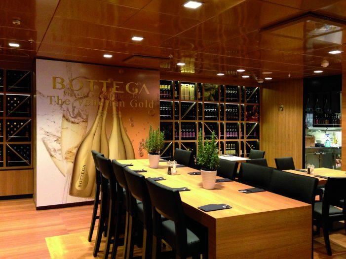 Nuovi 'Bottega Prosecco bar' a Bologna, Dubai e Kuala Lumpur