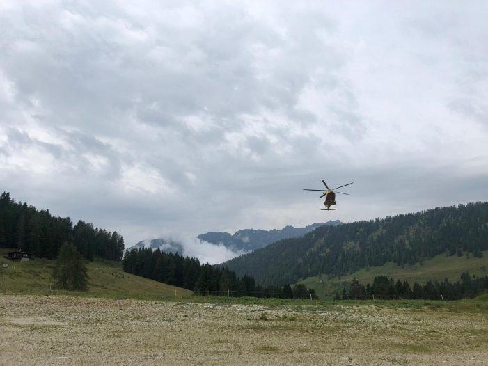 Soccorso alpino in azione: cinque interventi in poche ore nel Trentino orientale